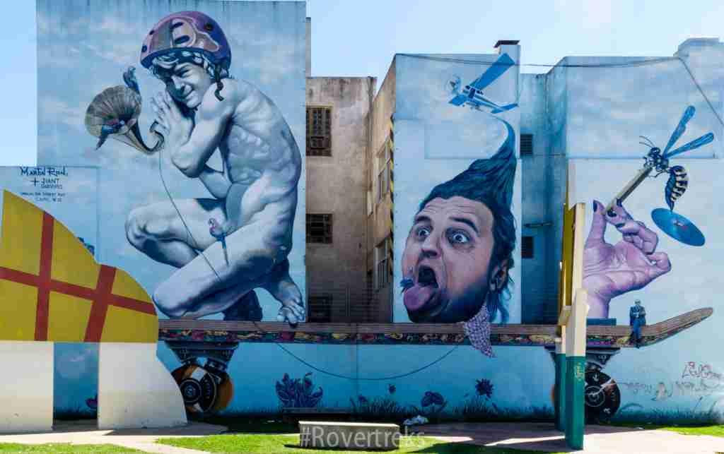 Buenos Aires-Mural-Martin Ron