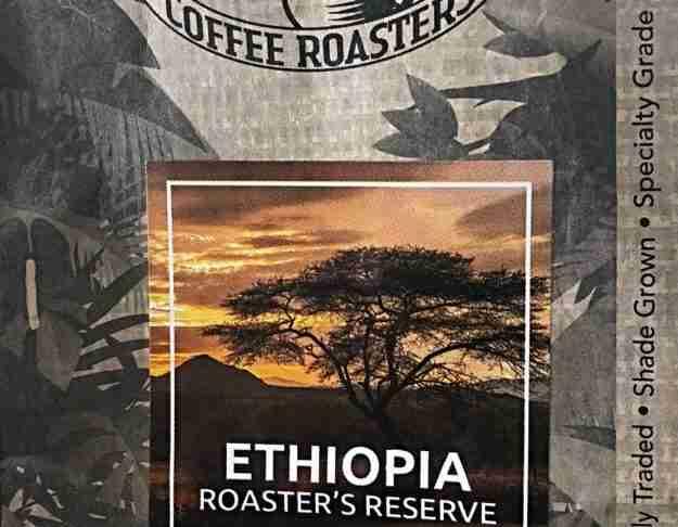 Camano Islands Coffee Roasters-Ethiopia Reserve